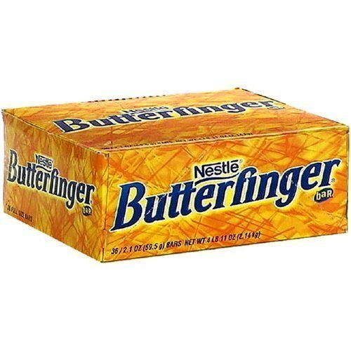 nestle-butterfinger-pack-of-36-candy-bars-cioccolato-e-burro-di-arachidi-croccante-peanut-butter