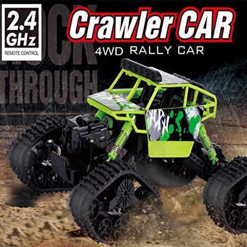 Mitlfuny Auto-Modell Plüsch Bildung Squishy Spielzeug aufblasbares Spielzeug im Freien Spielzeug,4WD 2,4 GHz Ferngesteuertes Auto Snowfield Rock Crawler (Xbox Remote Kostüm)