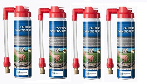 Fahrrad Pannenspray 0,75 ml /150 ml /225 ml 300 ml Haltbar bis 03/2019 (300 ml)