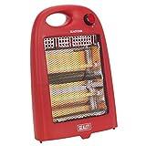Best Quartz Heaters - Sealey IRH800W Quartz Heater 800W 230V, 800 W Review