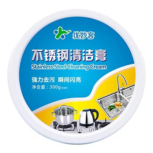 YA-Uzeun Edelstahl-Reiniger Küchenreiniger Fünf Reinigungspulver Dekontaminierung -