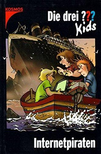Die drei Fragezeichen-Kids, Bd. 12, Internetpiraten