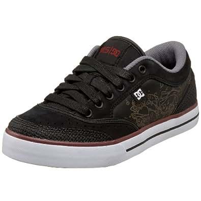 DC Shoes Mens Pride Ms Black/Oxblood D0302160 6 UK