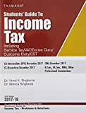 Students' Guide to Income Tax -Including Service Tax/Vat/excise Duty/Customs Duty/CST