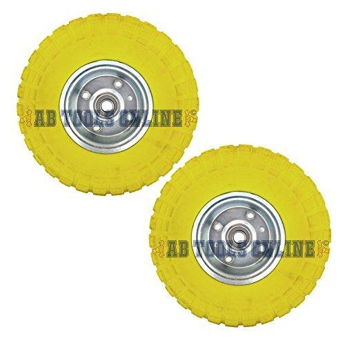 2-x10-de-roue-a-pneus-en-caoutchouc-plein-sac-remplis-de-mousse-chariot-chariot-panier-une002-pair