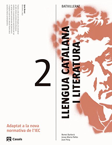 Llengua Catalana i Literatura 2 BA (2016) - 9788421851128