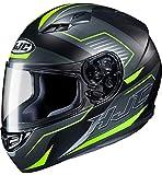 Helmet HJC CS-15 TRION BLACK/GREEN M