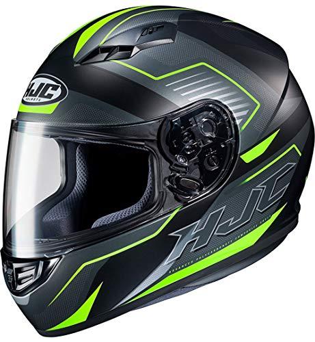Helmet HJC CS-15 TRION BLACK/GREEN L