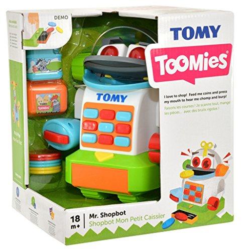 TOMY-Baby-Spielzeug-Dreh-Sortier-Plopp-UFO-mehrfarbig-hochwertiges-Motorikspielzeug-fr-Babys-ab-10-Monate