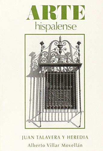 Juan Talavera Heredia (Arte Hispalense) por Alberto Villar Movellán