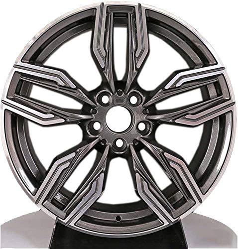 Yx-outdoor Alufelge, 5 Speichen, verschleiß- und schlagfest für BMW X3 X4 X1 7er 520 525 320 - 5-speichen-felgen Bmw