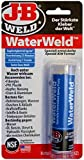 JB Weld 8277-DEU WaterWeld, speziell entwickelte Epoxid-Kitt-Formel für Alles was mit Wasser in Berührung kommt