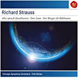 Strauss: Also Sprach Zarathustra / Don Juan / Le Bourgois Genti