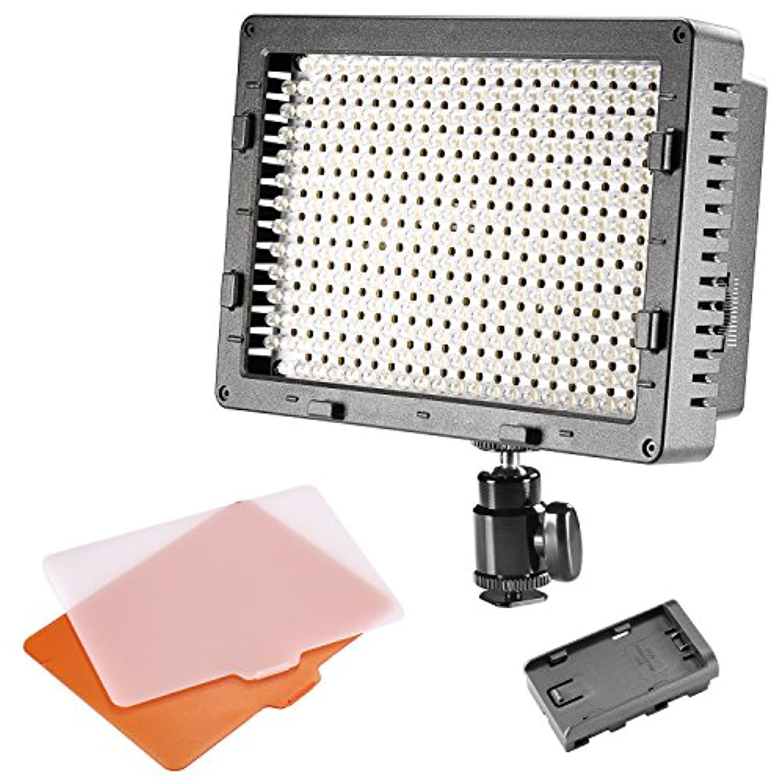Neewer Lampe 304 Puissance Dimmable Ultra Lumière Cn Led Panneau 8PkXn0wO