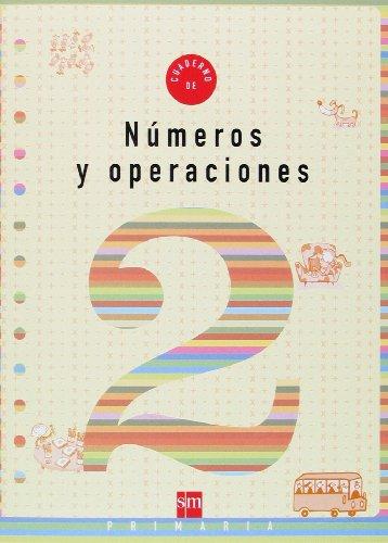 Cuaderno 2 de números y operaciones. 1 Primaria - 9788434897175 por Carmen Sánchez