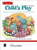 Childs Play - Ein Kinderspiel. Für Altsaxophon und Klavier: 18 leichte Stücke für den frühen Beginn
