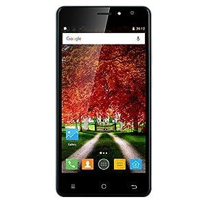 ZOPO C2 3G Smartphone Smart Wake Android 6.0 MT6580 1.3GHz Quad-Core 1GO de RAM+8GO de ROM - 5.0 Pouce 1280x720 HD Ecran Double Caméra 5.0MP et 2.0MP - Double SIM Double Veille - Bleu