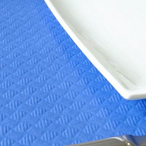 Chiner - Rollo Mantel Papel 1 x 100 metros Azul