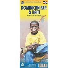 Haïti & République Dominicaine : 1/350 000 - 1/400 000