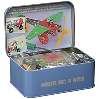 Apples to Pears Mini Mechanic Construction Set Gift In A Tin
