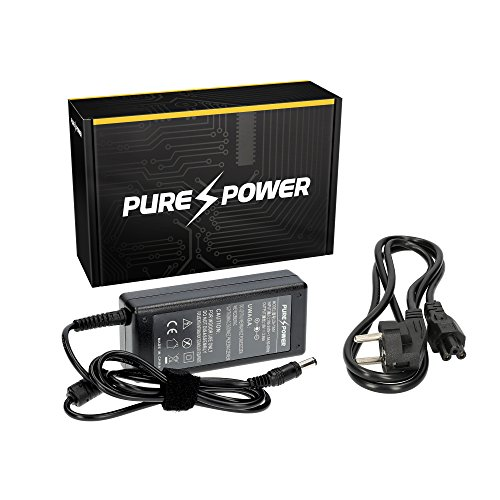 Purepower PURE⚡POWER® Laptop Netzteil für Toshiba Satellite C670-11L mit freie EU Stromkabel (19V, 3.95A, 75, 5.5-2.5) (11l Notebook)