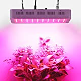 Roleadro 300w Led Grow Light pour Plantes Et Fleur dans Mini Serre Led de Culture Panneau Lampe de Croissance avec IR UV Lumière