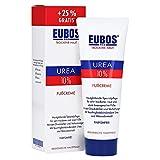 EUBOS TROCKENE Haut Urea 10% Fußcreme 125 Milliliter