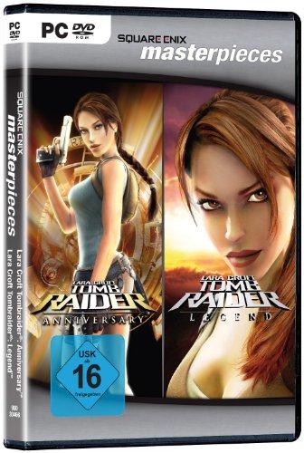 Square Enix Masterpieces: Tomb Raider Bundle - [PC]