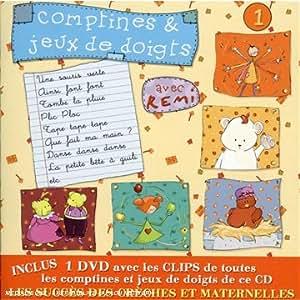 Comptines et Jeux de doigts Vol.1: Remi, Multi Artistes