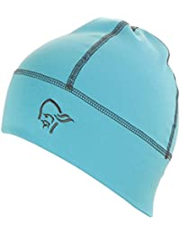 Norrona Shirts Falketind Lightweight Pwtrch Beanie Ice Blue Uni