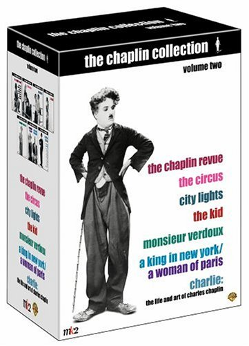 The Chaplin Collection, Vol. 2 (City Lights / The Circus / The Kid / A King in New York / A Woman of Paris / Monsieur Verdoux / The Chaplin Revue / Charlie - The Life and Art of Charles Chaplin) (Kid Charlie Chaplin The)