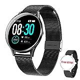 Smartwatch Donna Uomo,HopoFit HF05 Bluetooth Orologio Intelligente Impermeabile...