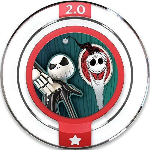 Disney Infinity 2.0 Disney Originals Power Disc - Jack Skellington Sandy Claws Surprise by Disney Interactive Studios