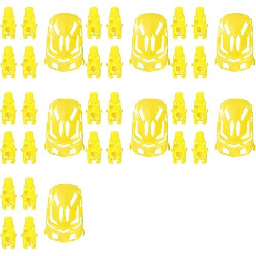 7-x-quantity-of-estes-proto-x-nano-body-shell-h111-01-yellow-quadcopter-frame-w-motor-supports-fast-