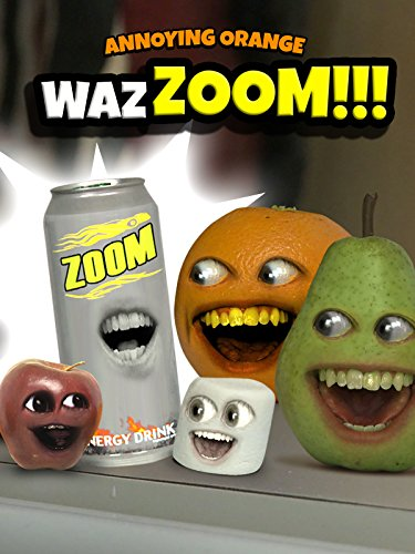 Annoying Orange - WazZOOM!!! [OV] - Dane Zip