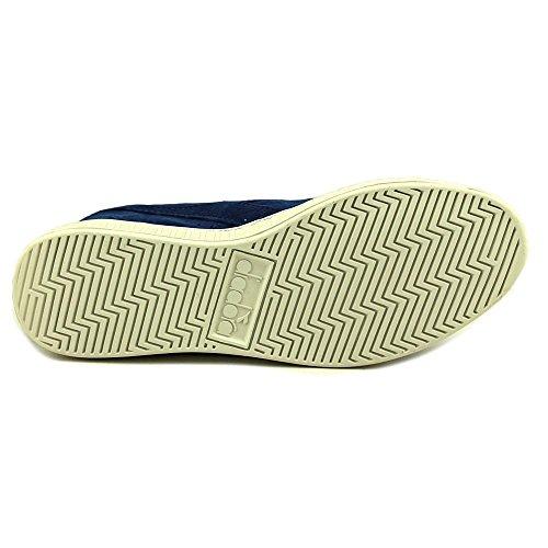 Diadora Game Low S, Sneaker Basses Mixte Adulte Bleu