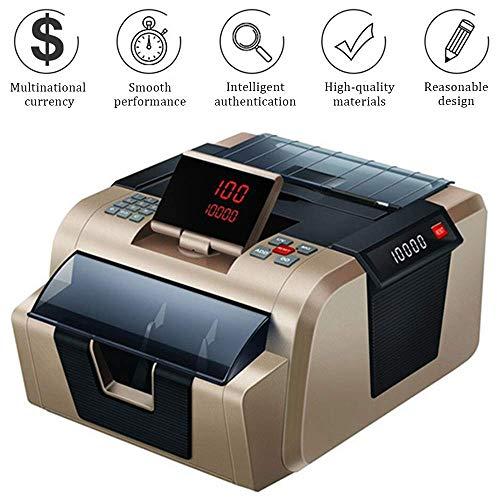 LBSX Display LCD contatore Elite w/Count Veloce - UV/MG/IR contraffazione Bill Detection, contraffazione Allarme, Bills for Minute, Professionale Cash Conta Macchina
