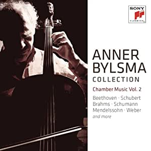 Anner Bylsma Plays Chamber Music Vol.2