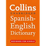 Collins Unabridged Spanish to English (One Way)Dictionary (Collins Complete and Unabridged)