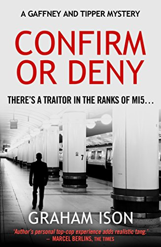 Confirm or Deny (Gaffney and Tipper Mysteries Book 2)