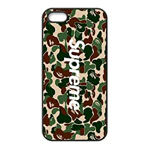 bape iphone 5 case iphone 5 5s cell phone black bape green camo soft 13546