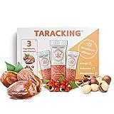 TARACKING - 10 barre energetiche sportive vegetali, prodotto in Francia