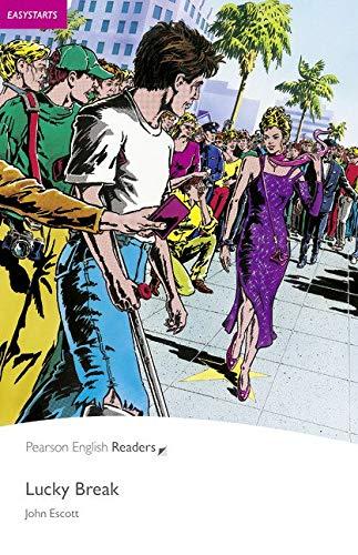 Penguin Readers ES: Lucky Break Book & CD Pack: Easystarts (Pearson English Graded Readers) - 9781405880626