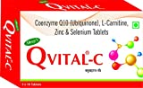 Shrey's Qvital C Supplements (30 Capsules)