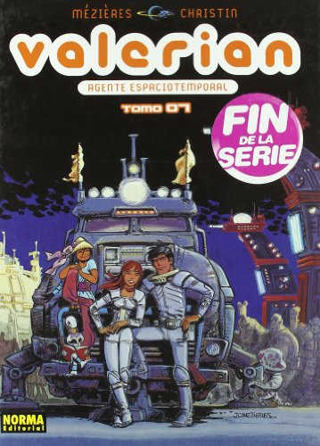 Valerian, agente espaciotemporal 7 (cómic europeo) EPUB Descargar gratis!