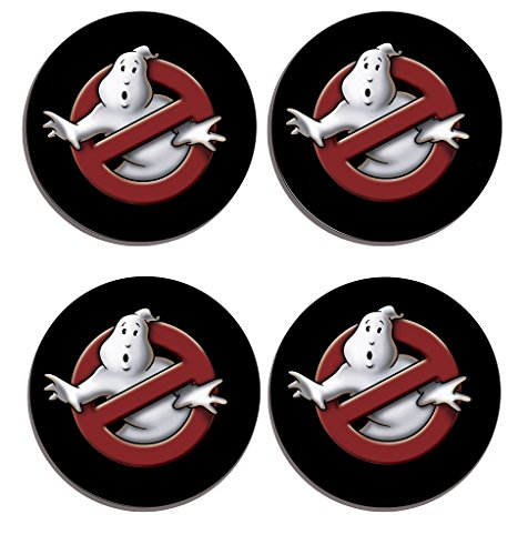 Ghostbusters Drink Coasters, Set of 4