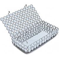 THE YELLOW DOOR Crystal Portagioie scatola degli accessori di lusso