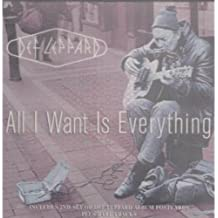 All I Want Is Everything [CD 2]
