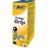 Bic Orange Boîte de 20 Stylos-billes Bleu