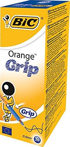 bic-orange-boite-de-20-stylos-billes-bleu